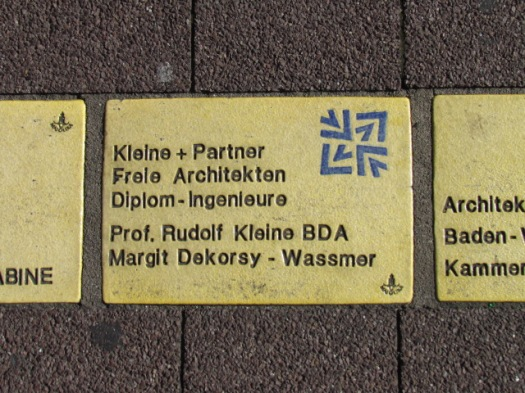 Karlsruher Sonnenfächer - Kleine+Partner