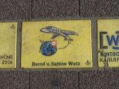 Sonnenfächer Karlsruhe - Bernd u. Sabine Wetz
