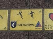 Sonnenfächer Karlsruhe - Reinhold Knab