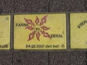 Sonnenfächer Karlsruhe - Farina ve Cemal