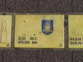 Sonnenfächer Karlsruhe - Gruss MA