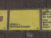 Sonnenfächer Karlsruhe - Ursula + Bertram Schaier