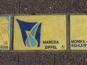 Sonnenfächer Karlsruhe- Maresa Zipfel