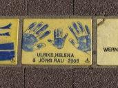 Sonnenfächer Karlsruhe - Ulrike, Helena & Jörg Rau