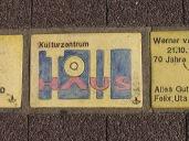 Sonnenfächer Karlsruhe - Kulturzentrum Tollhaus