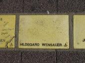 Sonnenfächer Karlsruhe - Hildegard Wensauer
