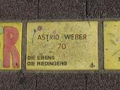 Sonnenfächer Karlsruhe - Astrid Weber