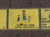 Sonnenfächer Karlsruhe - Max Magda Anna Groeschl