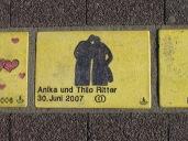 Sonnenfächer Karlsruhe - Anika und Thilo Ritter