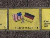 Sonnenfächer Karlsruhe - Frederick C. Keck