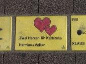 Sonnenfächer Karlsruhe - Hermine+Volker