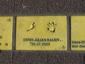 Sonnenfächer Karlsruhe - Denis Julian Bauer