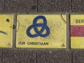 Sonnenfächer Karlsruhe - für Christiaan