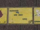 Sonnenfächer Karlsruhe- Hildegard und Kurt Lutz