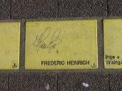 Sonnenfächer Karlsruhe - Frederic Heinrich