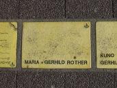 Sonnenfächer Karlsruhe - Maria + Gerhild Rother