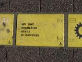 Sonnenfächer Karlsruhe - Horst Schneider Teil 1