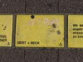Sonnenfächer Karlsruhe - Gert v. Beck