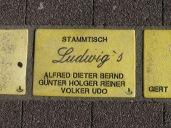 Sonnenfächer Karlsruhe - Stammtisch Ludwig`s