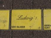Sonnenfächer Karlsruhe - Ludwig`s - Udo Glaser