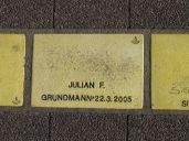 Sonnenfächer Karlsruhe - Julian F. Grundmann - 22.3.2005