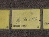 Sonnenfächer Karlsruhe - für Benedikt - Januar 2005