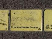 Sonnenfächer Karlsruhe - Dr. Uwe und Monika Rummel