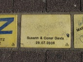 Sonnenfächer Karlsruhe - Susann & Conor Davis - 29.07.2006