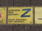 Sonnenfächer Karlsruhe - Stefan + Hans Zschernitz