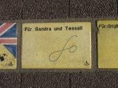 Sonnenfächer Karlsruhe - Für Sandra und Tessali