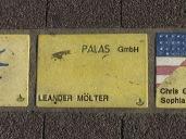 Sonnenfächer Karlsruhe - PALAS GmbH - Leander Mölter