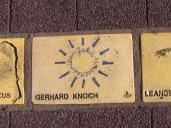 Sonnenfächer Karlsruhe - Gerhard Knoch - Maximilian Jakob - 11.7.2002
