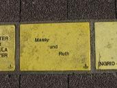 Sonnenfächer Karlsruhe - Massy und Ruth