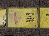 Sonnenfächer Karlsruhe - Günter und Ursula Vetter