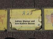Sonnenfächer Karlsruhe - Adrian, Werner und Ann-Kathrin Busse